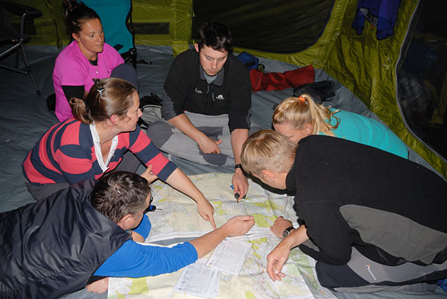Planning DofE Expedition Supervision